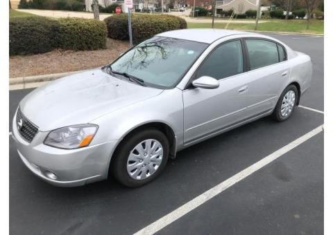 2006 Nissan Altima 2.5S