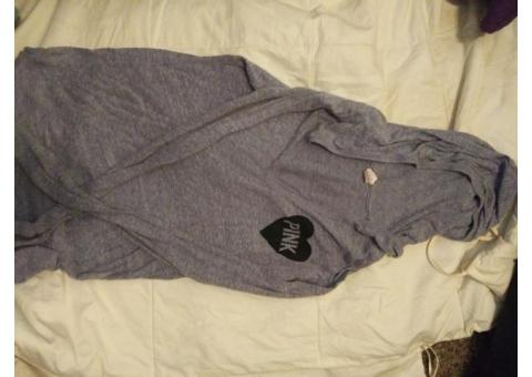 Hollister and Pink brand clothing